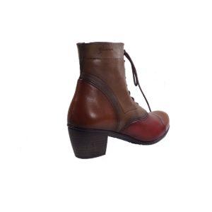 1cde48e6ee9 Dorking Γυναικεία Παπούτσια Μποτάκια D72555USSL Ταμπά Δέρμα – IShoeStore