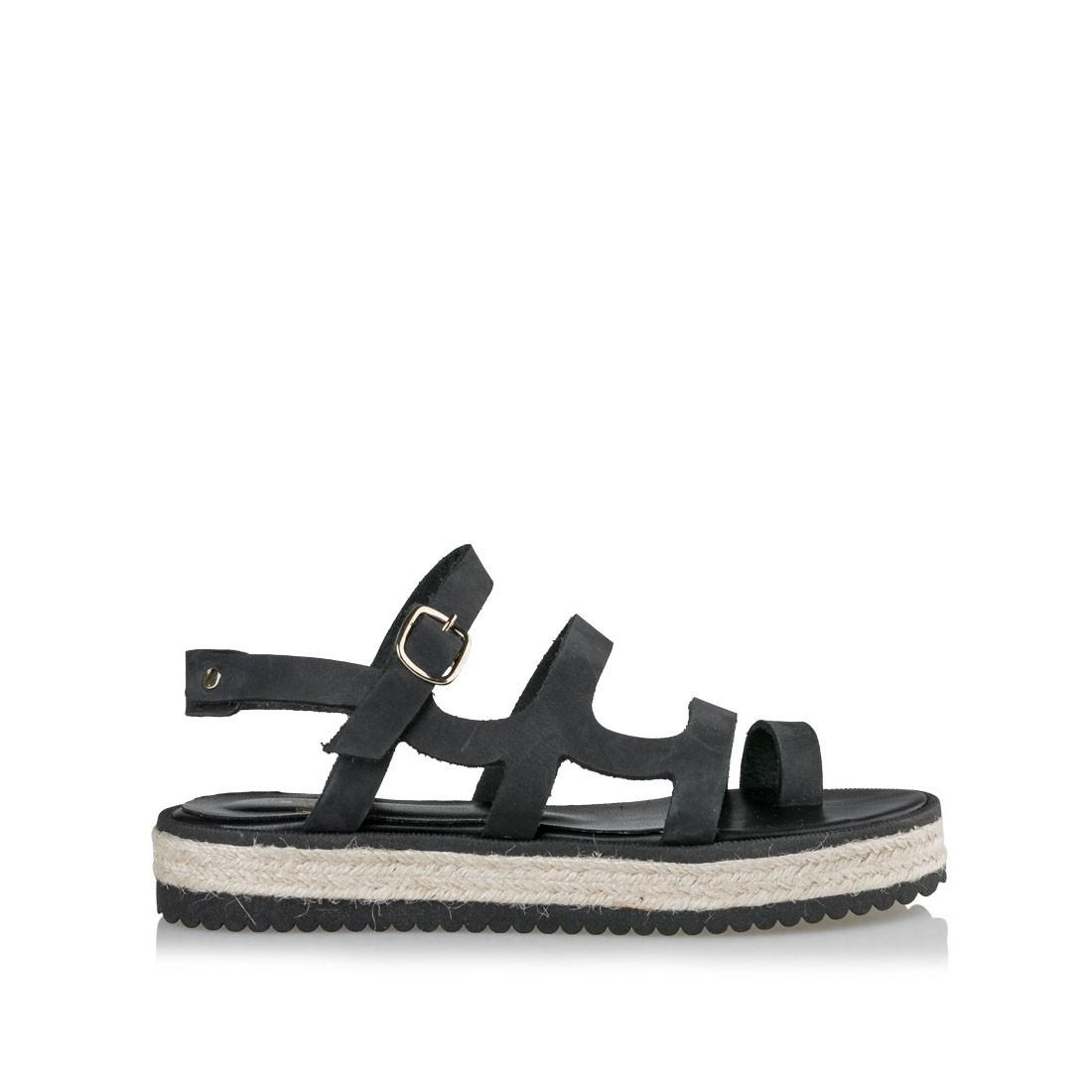 1cb1fd6d938 Mairiboo by Envie Shoes Γυναικεία Πέδιλα M03-07552-34 Μαύρο ...