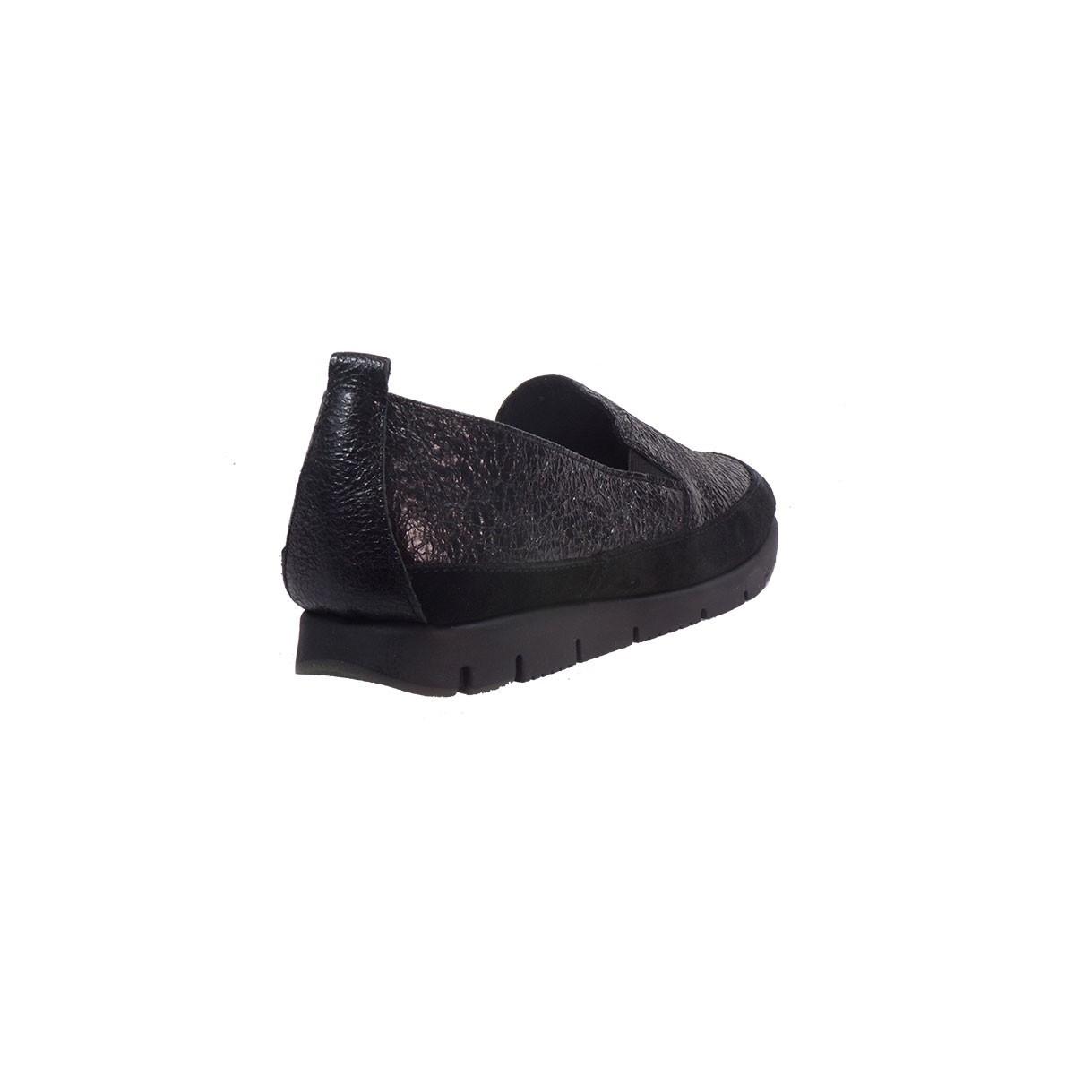 831abadfbb6 Aerosoles Shoes Γυναικεία Παπούτσια FAST LANE 868270694 Mαύρο Δέρμα ...