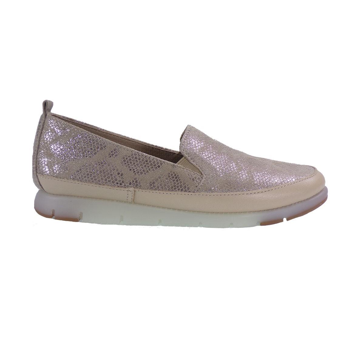 1fc4367e9ee Aerosoles Shoes Γυναικεία Παπούτσια FAST LANE 887282222 Μπεζ Δέρμα