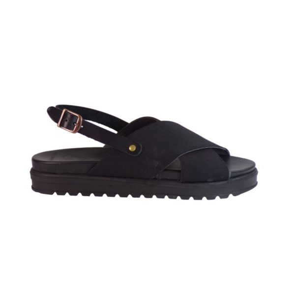 61e2234eff Commanchero Γυναικεία Πέδιλα 5360-121 Μαύρο – IShoeStore