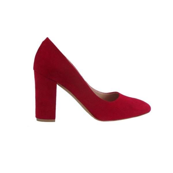 777fe9bb4c1 Envie Shoes Γυναικείες Παπούτσια Γόβες E02-07415 Κόκκινο Καστόρι –  IShoeStore