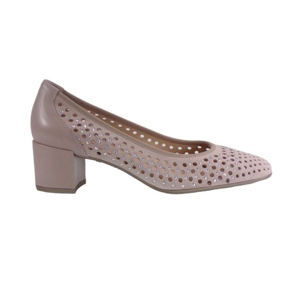 c4241d8b301 Hispanitas Γυναικεία Παπούτσια Γόβα HV87035 Nude Δέρμα – IShoeStore