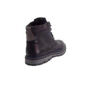 45e3db4e33e Kricket Shoes Ανδρικά Μποτάκια Αρβυλάκια 3500 Μαύρο Δέρμα – IShoeStore