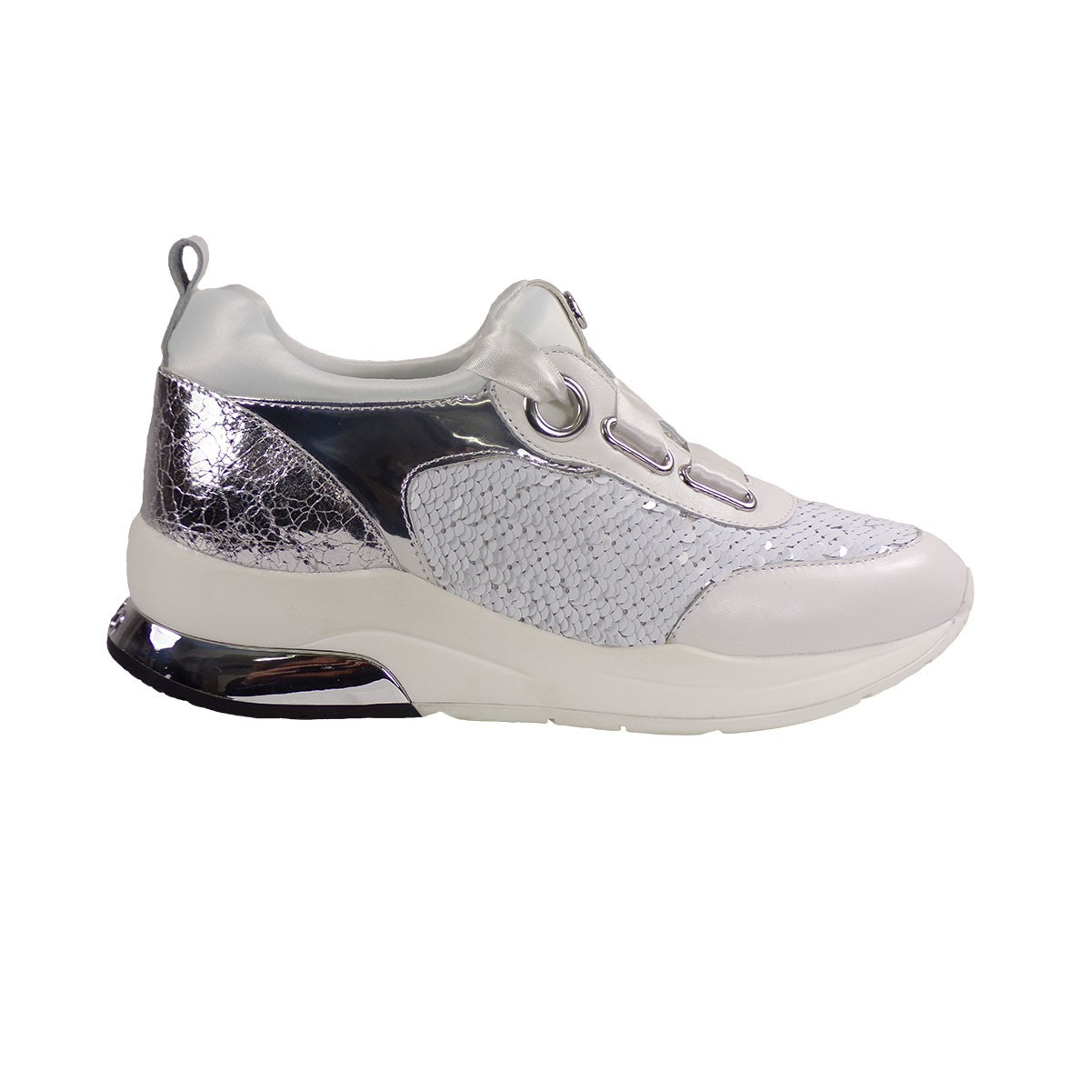 2eaa04914b9 Liu-Jo Sneakers Παπούτσια Γυναικεία B18013 Άσπρο