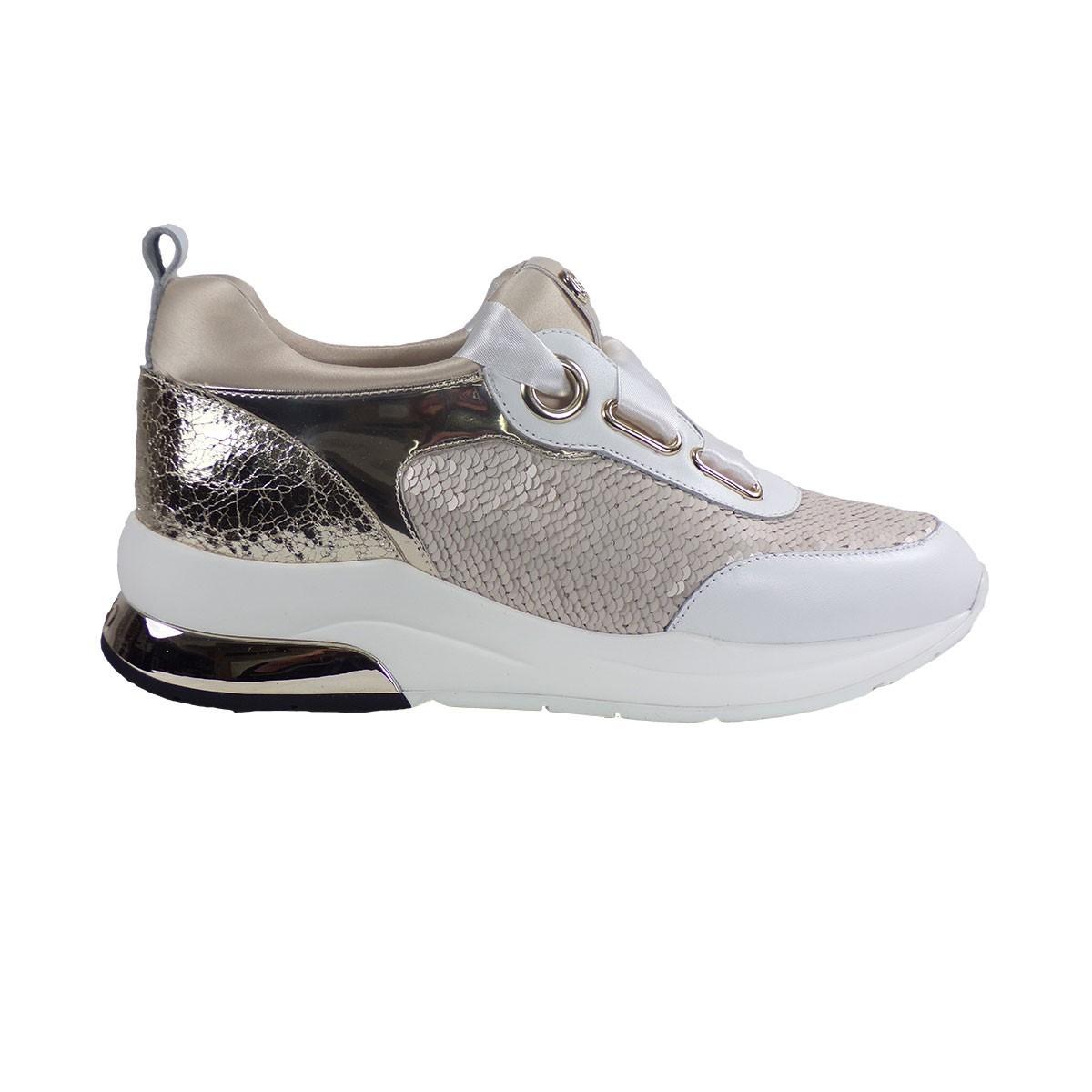 9a411c8d404 Liu-Jo Sneakers Παπούτσια Γυναικεία B18013 Nude – IShoeStore