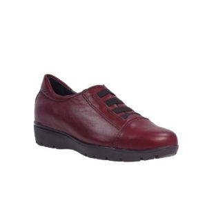 ba62f36f870 Bagiota Shoes Γυναικεία Παπούτσια 065 Μπορντώ – IShoeStore