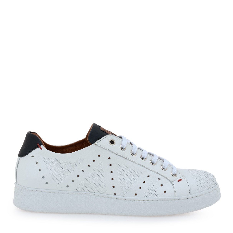 a731a81e943 Robinson Ανδρικά Παπούτσια Sneakers 1576 Λευκό – IShoeStore