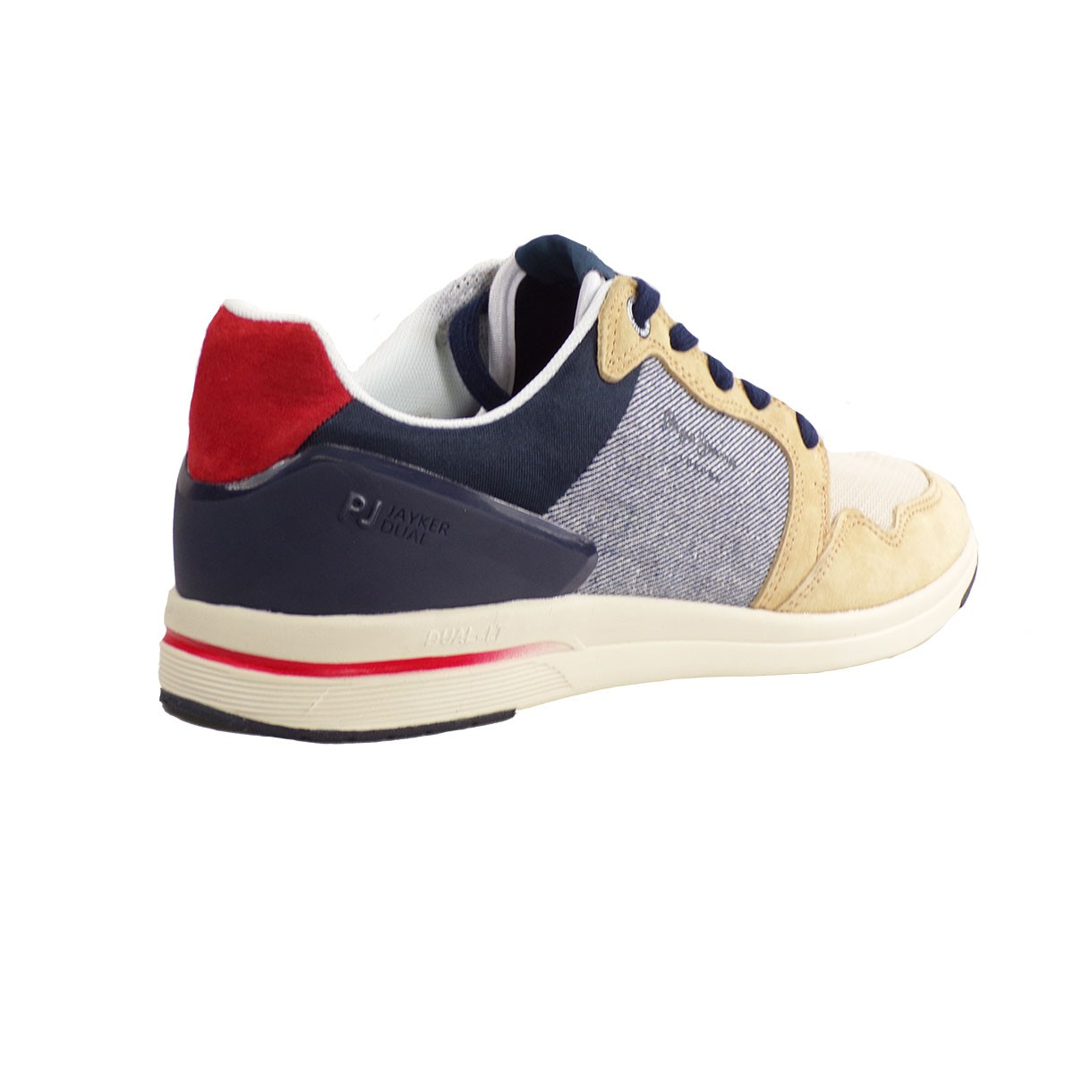3578292bae3 Pepe Jeans JAYKER Sneakers Ανδρικά Παπούτσια PMS30514-847 Ταμπά ...