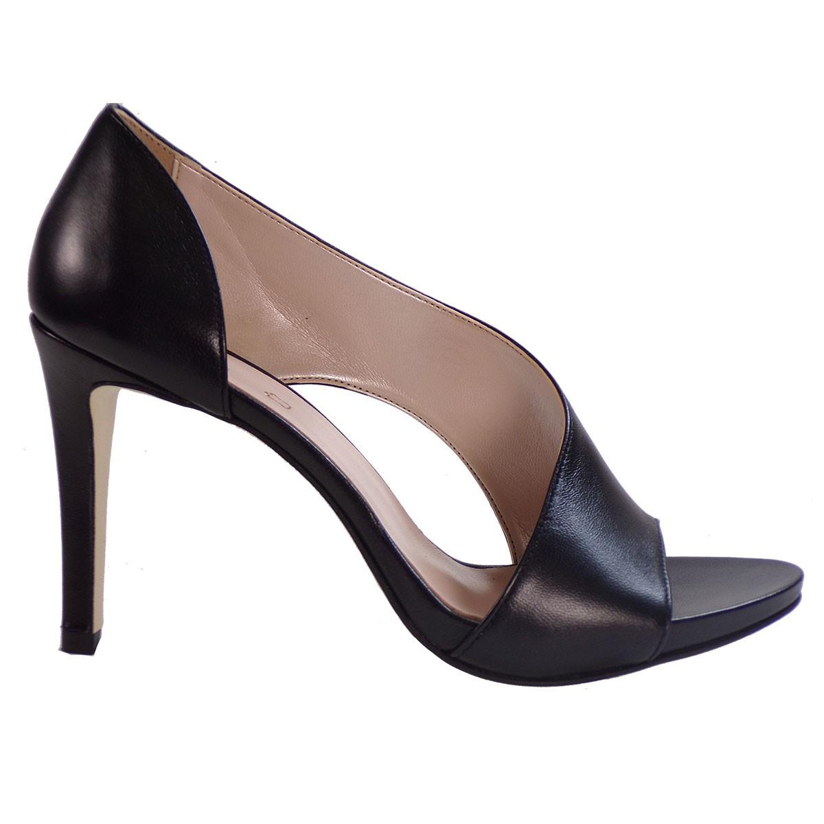 35e1a16c29 Fardoulis Shoes Γυναικεία Παπούτσια Γόβες 8187 Μαύρο Δέρμα – IShoeStore