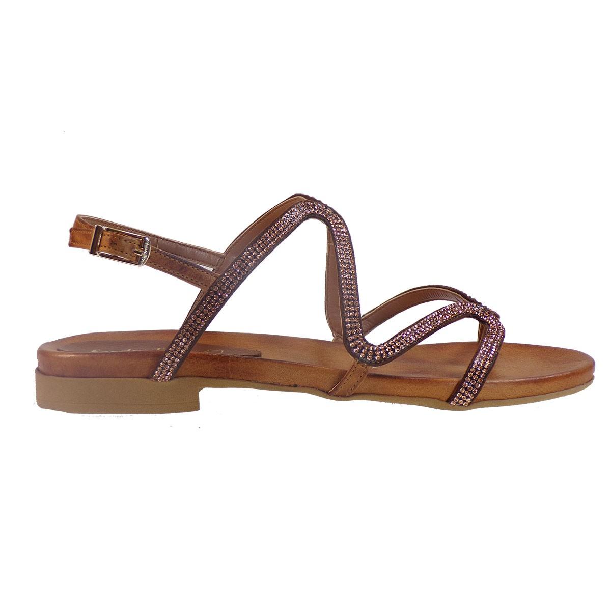 f9eb6f875d3 Fardoulis shoes Γυναικεία Παπούτσια Πέδιλα 32304 Ταμπά Δέρμα